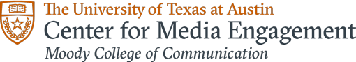 Center for Media Engagement Logo